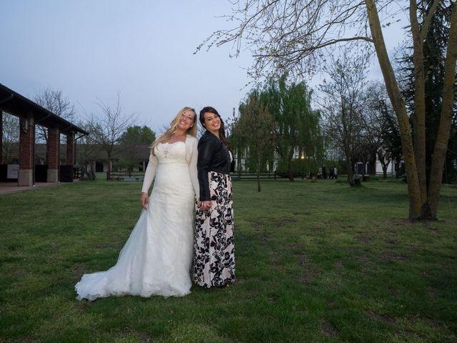 Il matrimonio di Pietro e Veronica a Binasco, Milano 18