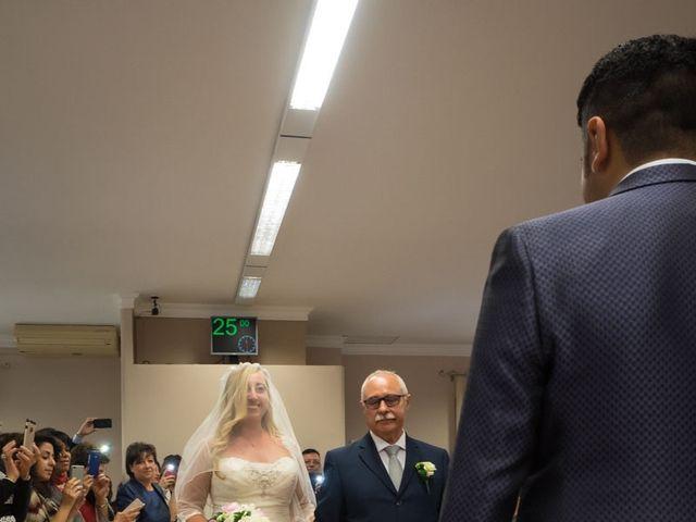 Il matrimonio di Pietro e Veronica a Binasco, Milano 22