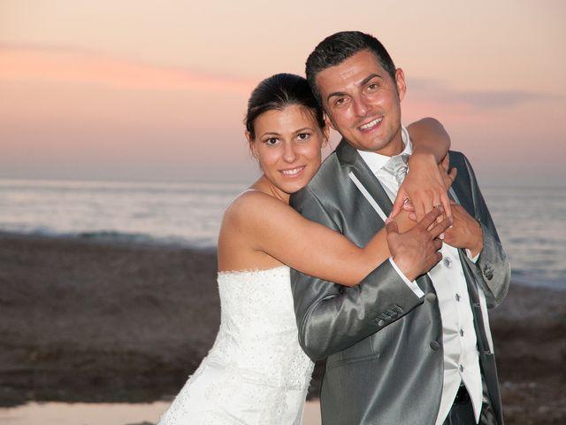 le nozze di Rachele e Gino