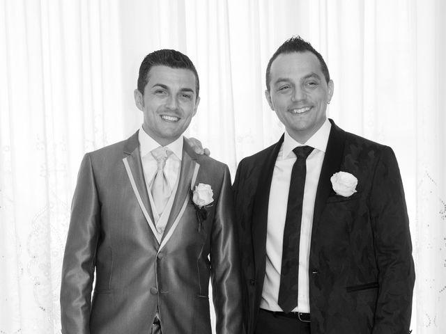 Il matrimonio di Gino e Rachele a Morrovalle, Macerata 5