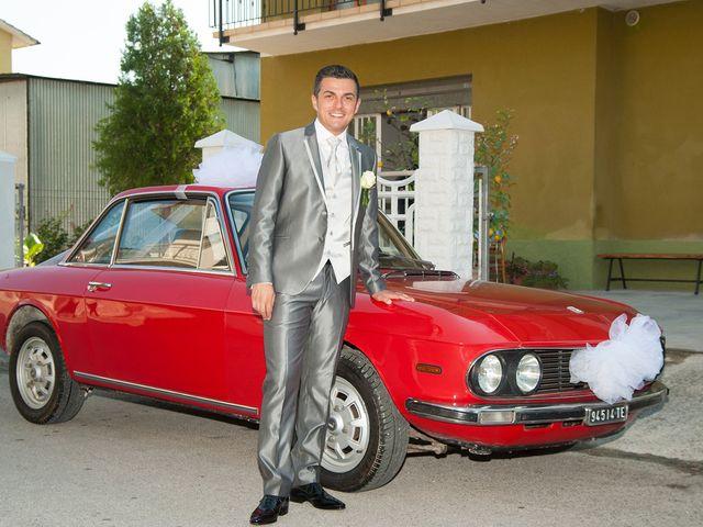Il matrimonio di Gino e Rachele a Morrovalle, Macerata 1