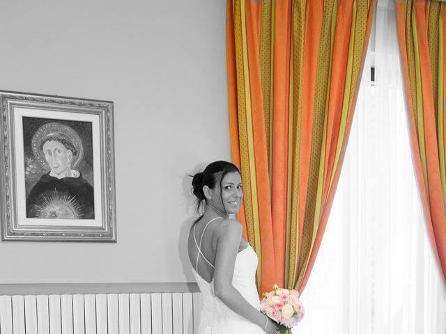 Il matrimonio di Gino e Rachele a Morrovalle, Macerata 7