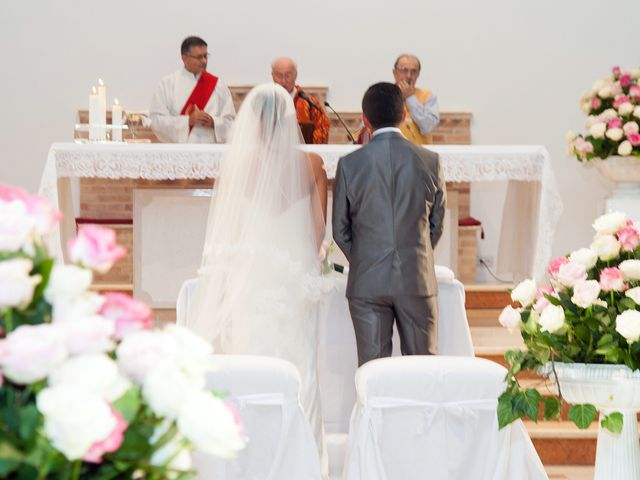 Il matrimonio di Gino e Rachele a Morrovalle, Macerata 10