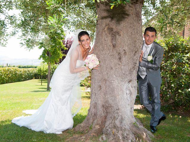Il matrimonio di Gino e Rachele a Morrovalle, Macerata 11