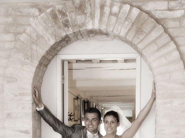 Il matrimonio di Gino e Rachele a Morrovalle, Macerata 16
