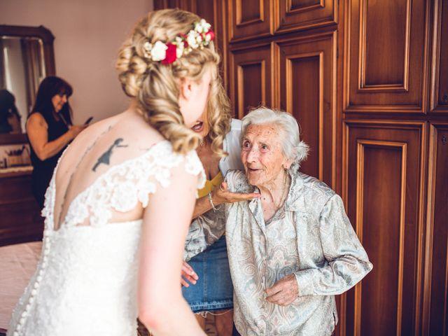 Il matrimonio di Andrea e Ilaria a Lu, Alessandria 16
