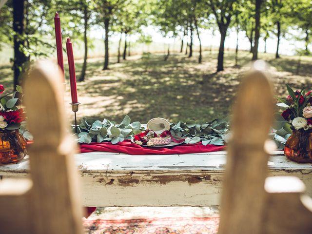 Il matrimonio di Andrea e Ilaria a Lu, Alessandria 30