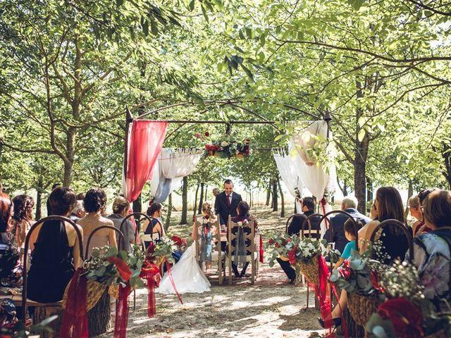 Il matrimonio di Andrea e Ilaria a Lu, Alessandria 37