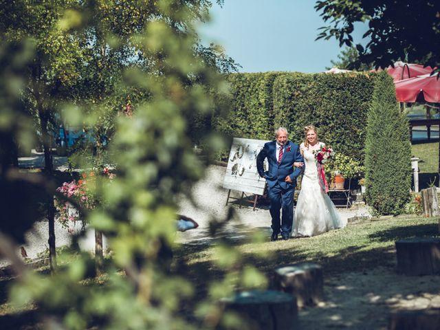 Il matrimonio di Andrea e Ilaria a Lu, Alessandria 38