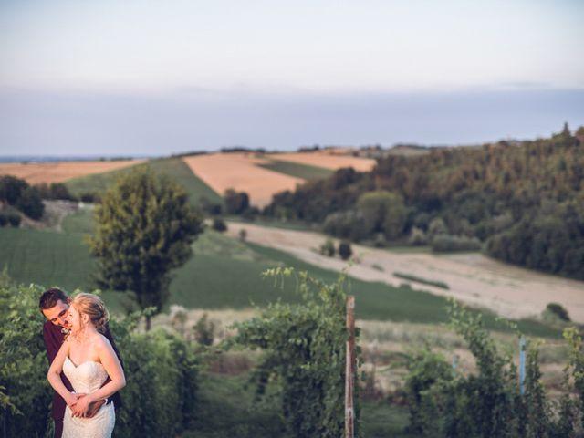 Il matrimonio di Andrea e Ilaria a Lu, Alessandria 1