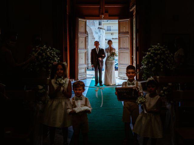 Il matrimonio di Gaspare e Giulia a Sciacca, Agrigento 17