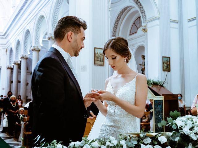 Il matrimonio di Gaspare e Giulia a Sciacca, Agrigento 20