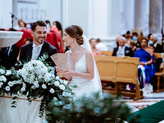 Il matrimonio di Gaspare e Giulia a Sciacca, Agrigento 21