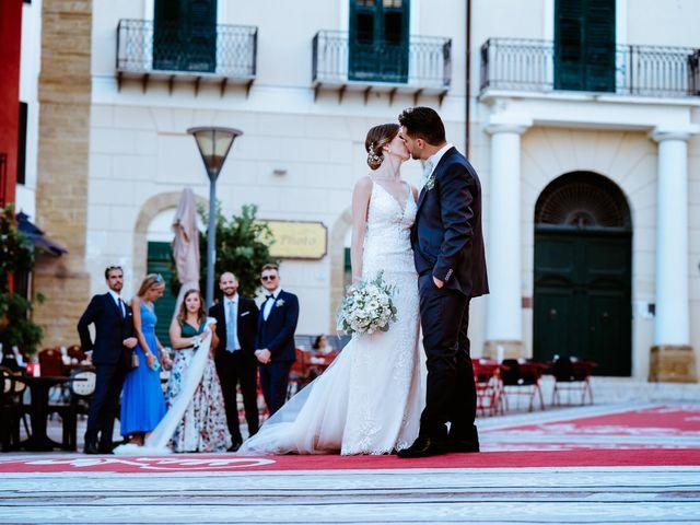 Il matrimonio di Gaspare e Giulia a Sciacca, Agrigento 30