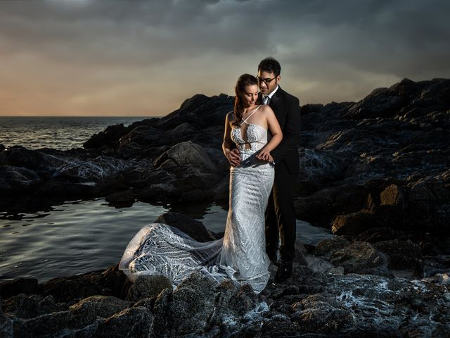 Le nozze di Francesco e Adriana