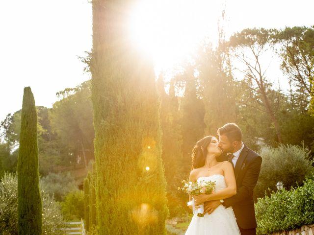 Le nozze di Michele e Francesca