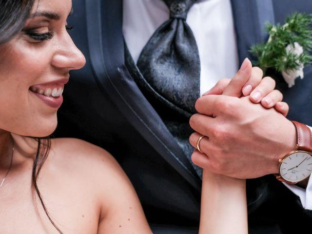 Il matrimonio di Francesca e Michele a Rignano Flaminio, Roma 7
