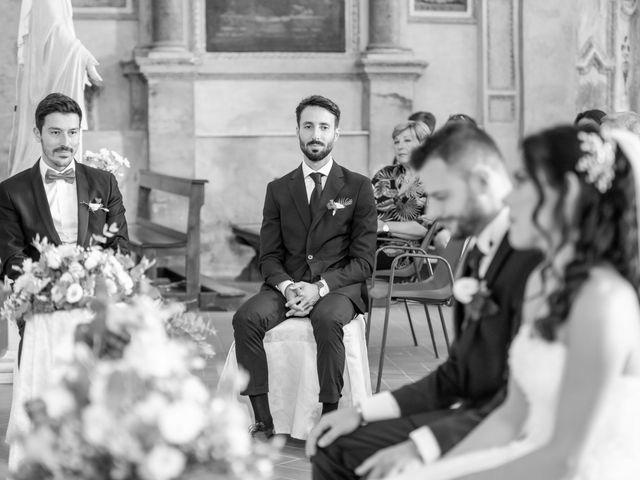 Il matrimonio di Francesca e Michele a Rignano Flaminio, Roma 17