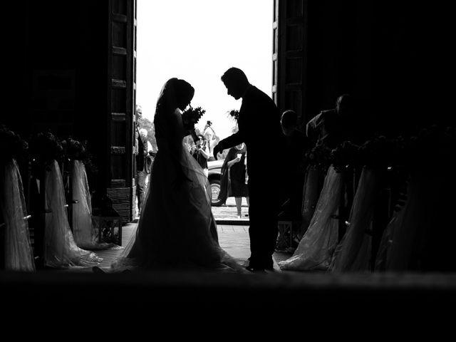 Il matrimonio di Francesca e Michele a Rignano Flaminio, Roma 18