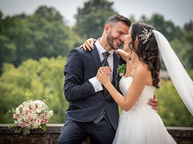 Il matrimonio di Francesca e Michele a Rignano Flaminio, Roma 19