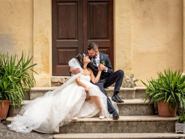Il matrimonio di Francesca e Michele a Rignano Flaminio, Roma 20