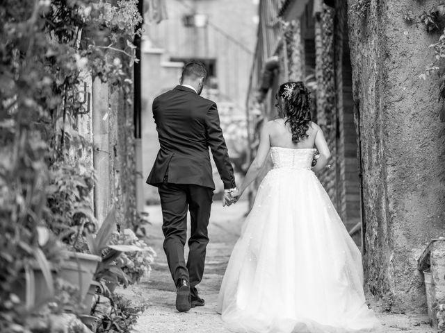 Il matrimonio di Francesca e Michele a Rignano Flaminio, Roma 21