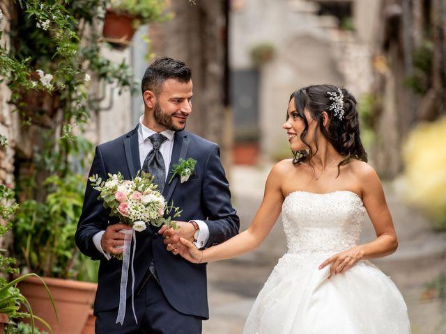 Il matrimonio di Francesca e Michele a Rignano Flaminio, Roma 22