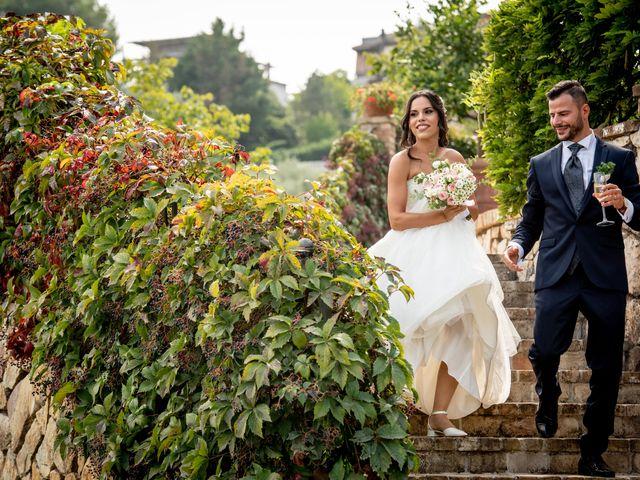 Il matrimonio di Francesca e Michele a Rignano Flaminio, Roma 25