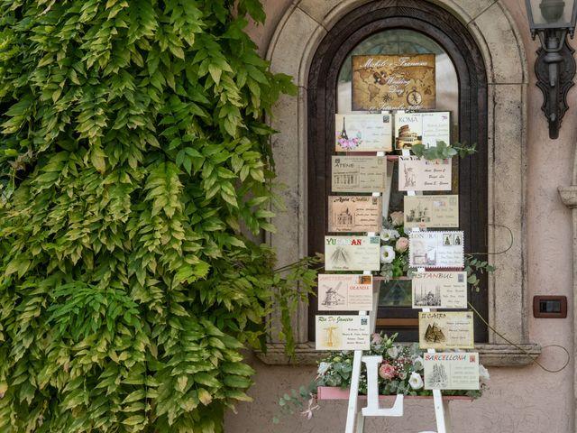 Il matrimonio di Francesca e Michele a Rignano Flaminio, Roma 26