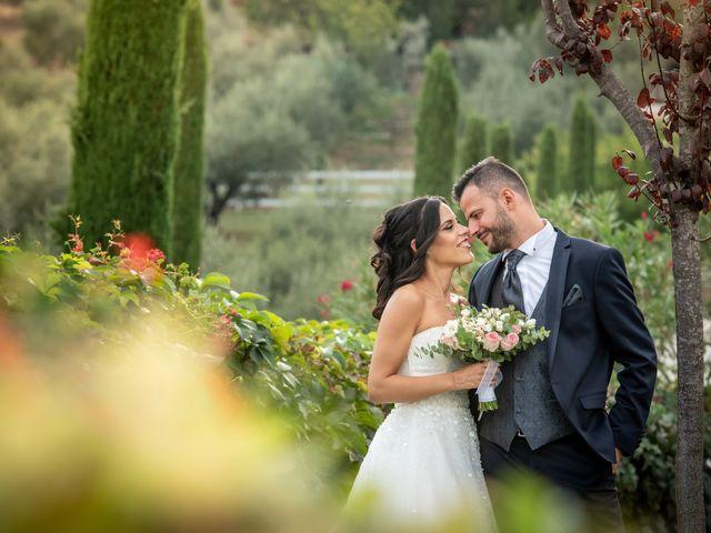 Il matrimonio di Francesca e Michele a Rignano Flaminio, Roma 28