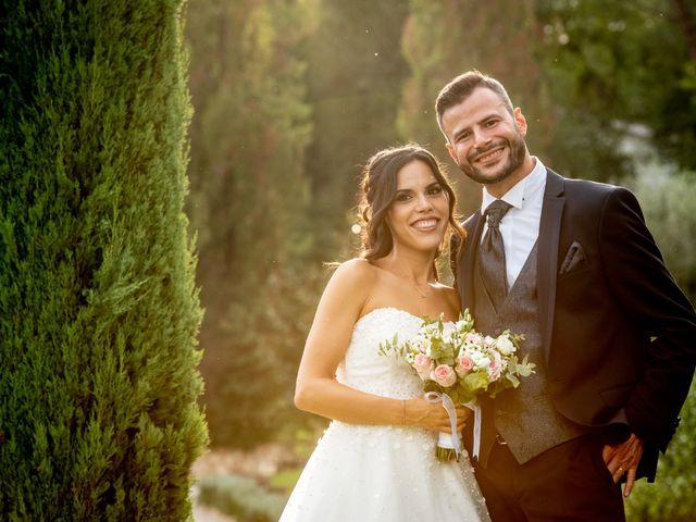 Il matrimonio di Francesca e Michele a Rignano Flaminio, Roma 29