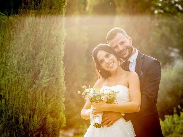 Il matrimonio di Francesca e Michele a Rignano Flaminio, Roma 30