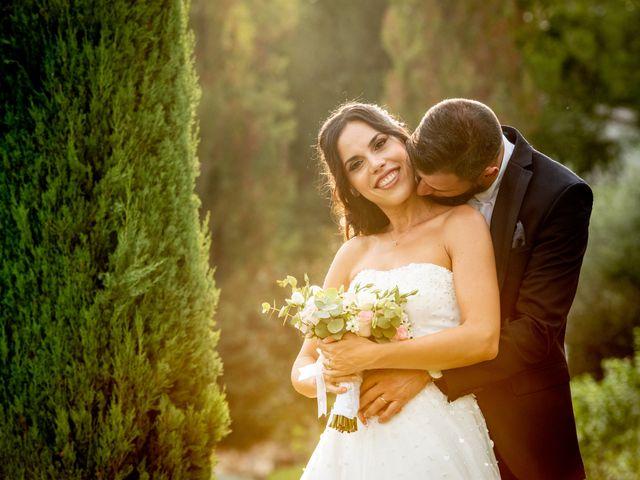 Il matrimonio di Francesca e Michele a Rignano Flaminio, Roma 31