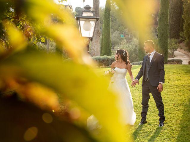 Il matrimonio di Francesca e Michele a Rignano Flaminio, Roma 40