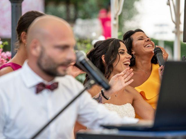 Il matrimonio di Francesca e Michele a Rignano Flaminio, Roma 47