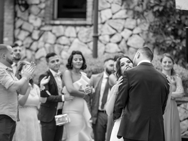 Il matrimonio di Francesca e Michele a Rignano Flaminio, Roma 49