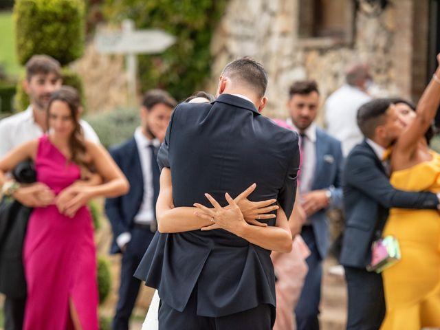 Il matrimonio di Francesca e Michele a Rignano Flaminio, Roma 50