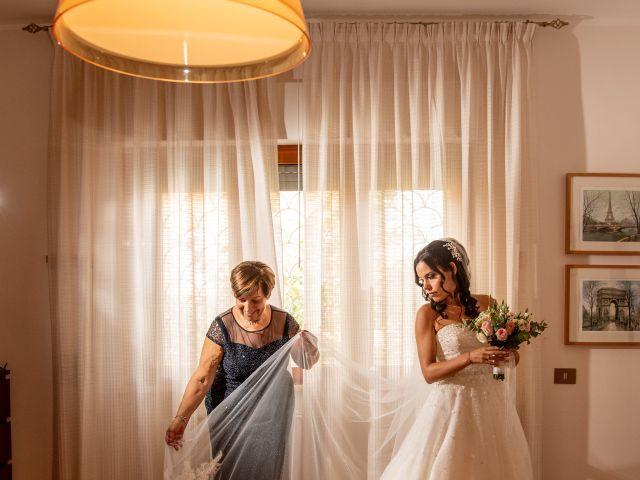 Il matrimonio di Francesca e Michele a Rignano Flaminio, Roma 55