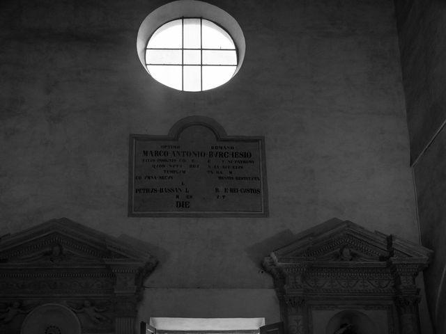 Il matrimonio di Francesca e Michele a Rignano Flaminio, Roma 56