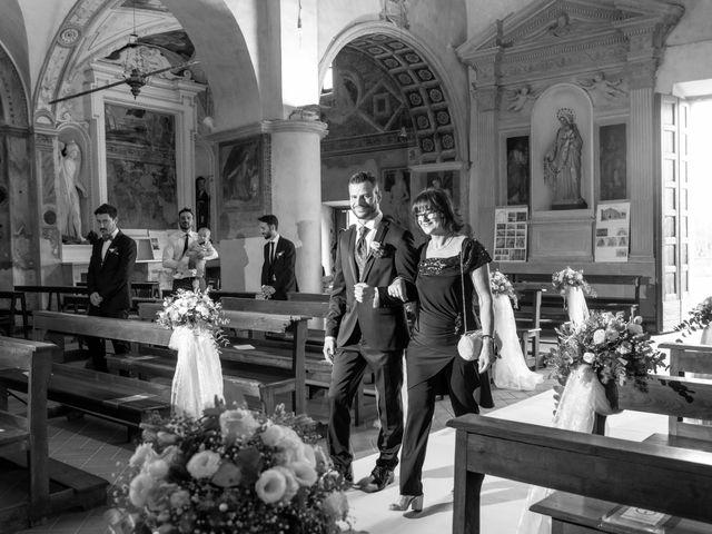 Il matrimonio di Francesca e Michele a Rignano Flaminio, Roma 57
