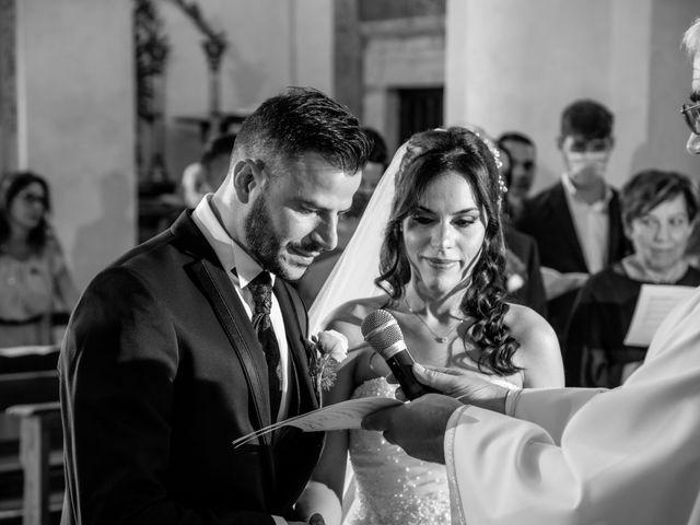 Il matrimonio di Francesca e Michele a Rignano Flaminio, Roma 62