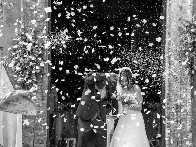 Il matrimonio di Francesca e Michele a Rignano Flaminio, Roma 64