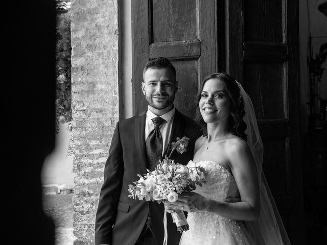 Il matrimonio di Francesca e Michele a Rignano Flaminio, Roma 67