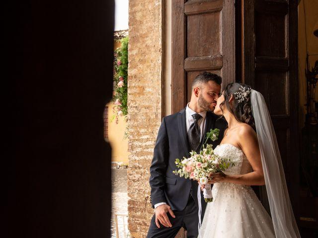 Il matrimonio di Francesca e Michele a Rignano Flaminio, Roma 68