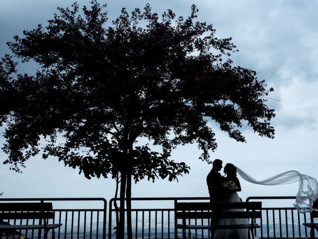 Il matrimonio di Francesca e Michele a Rignano Flaminio, Roma 69