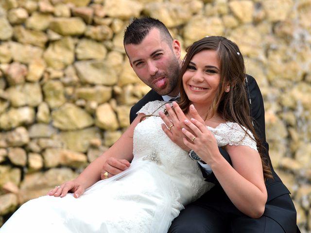Il matrimonio di Antonio e Nunzia a Dragoni, Caserta 8