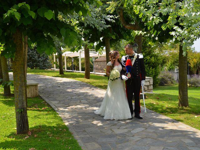 Il matrimonio di Antonio e Nunzia a Dragoni, Caserta 13