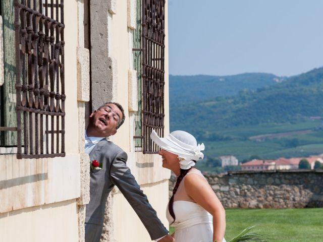Il matrimonio di Mauro e Benedetta a Montecchia di Crosara, Verona 8