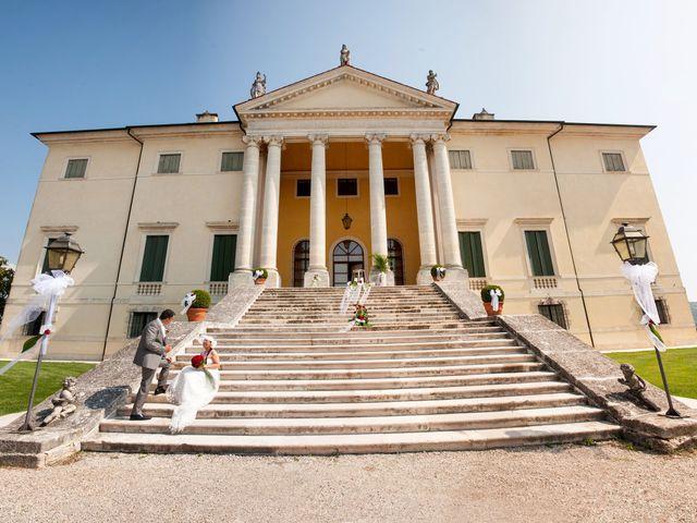 Il matrimonio di Mauro e Benedetta a Montecchia di Crosara, Verona 15