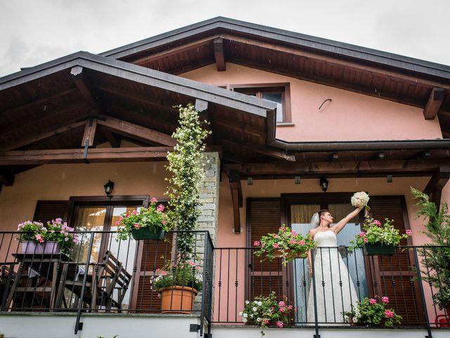 Il matrimonio di Alberto e Valentina a Ameno, Novara 20